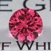 1.61 ct. Reddish-Pink Spinel