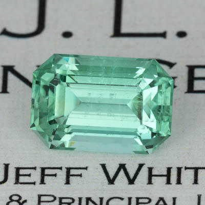 4.54 ct. Mint Tourmaline