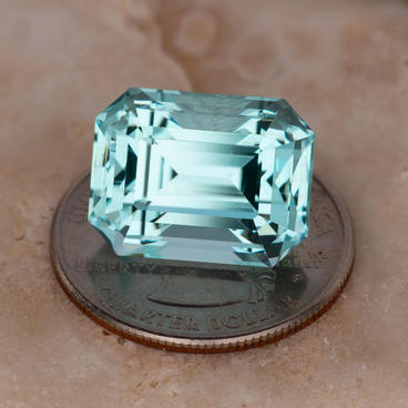 18.95 ct. Aquamarine