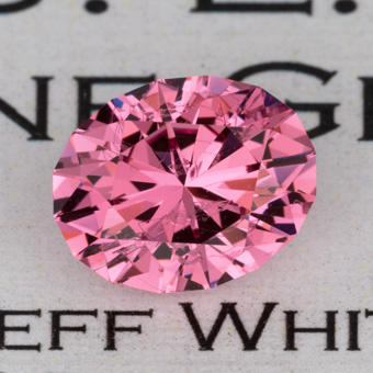 3.95 ct. Pink Spinel