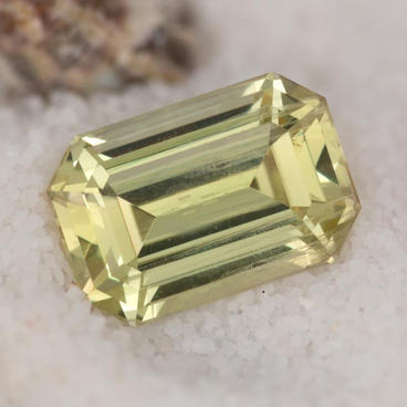 1.67 ct. Yellow Zoisite (Tanzanite)