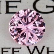 1.50 ct. Orangy-Pink Sapphire