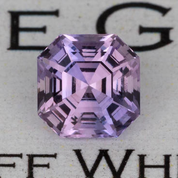 1.64 ct. Purplish-Pink Sapphire