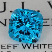 9.68 ct. Blue Topaz