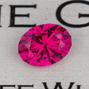 0.83 ct. Ruby
