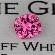 0.85 ct. Pink Spinel
