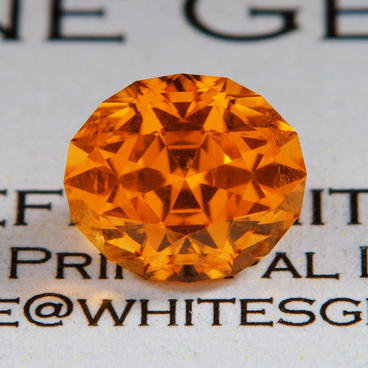 3.30 ct. Spessartite Garnet