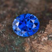 3.01 ct. Blue Sapphire