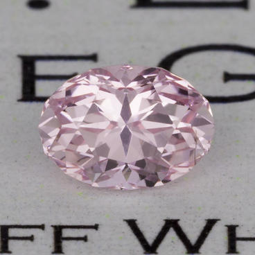1.24 ct. Orangy-Pink Sapphire