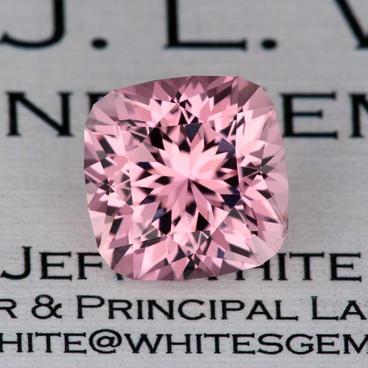 7.09 ct. Orangy-Pink Tourmaline