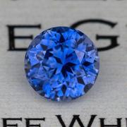 2.03 ct. Blue Sapphire