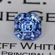 2.98 ct. Blue Sapphire