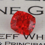 """1.49 ct. Orangy-Red """"Flame"""" Spinel"""