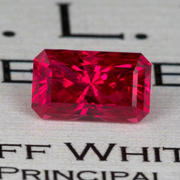 1.81 ct. Red Spinel