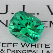 6.72 ct. Bluish-Green Tourmaline