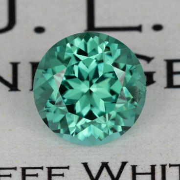 2.95 ct. Bluish-Green Tourmaline