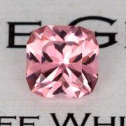 1.36 ct. Orangy-Pink Tourmaline