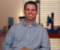 Photo of gem cutter and owner, Jeff White