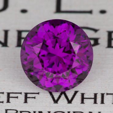 4.35 ct. Purple Garnet