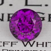 4.35 ct. Purple Garnet
