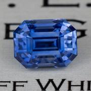 3.08 ct. Blue Sapphire