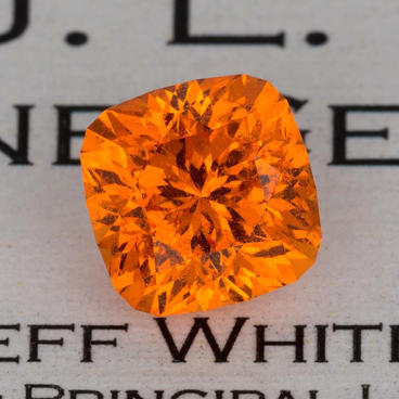 5.55 ct. Spessartite Garnet