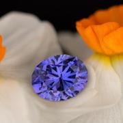 3.38 ct. Purple Sapphire
