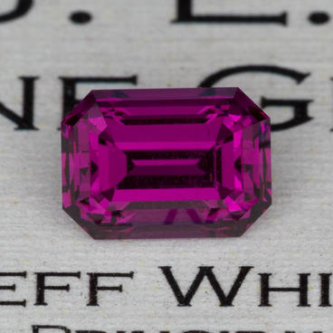 2.55 ct. Purple Garnet