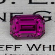 2.55 ct. Purple Garnet