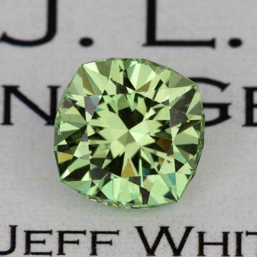 4.78 ct. Mint Grossular Garnet