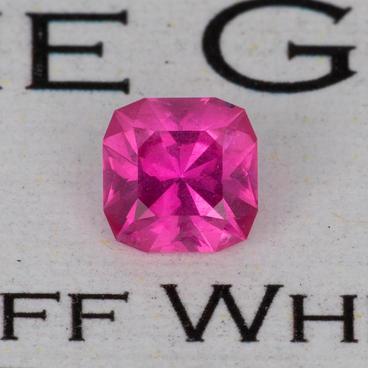 0.60 ct. Pink Sapphire
