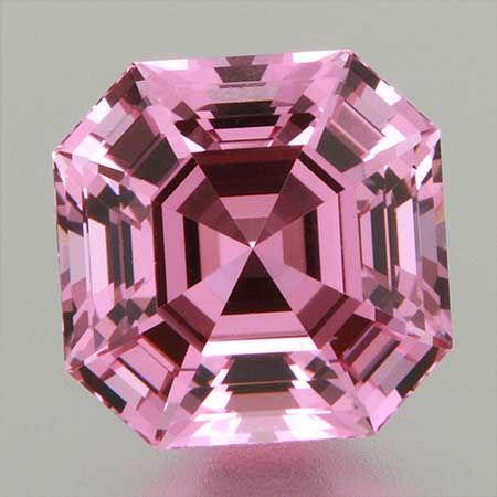 2011 Gemmy Award-Winning Pink Spinel
