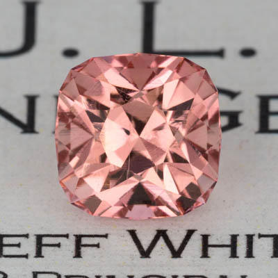 4.20 ct. Peach-Pink Tourmaline