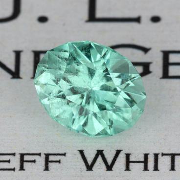 2.77 ct. Copper-Bearing (Paraiba-type) Tourmaline