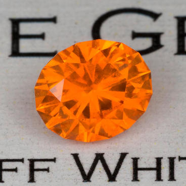 1.96 ct. Spessartite Garnet