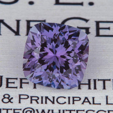 4.87 ct. Unheated Tanzanite