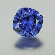 2.57 ct. Purplish-Blue Sapphire