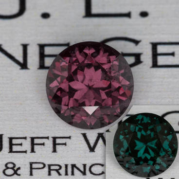 3.10 ct. Color-Change Garnet