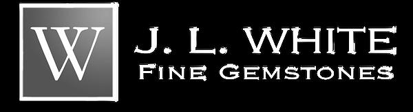 JL White Fine Gemstones Logo