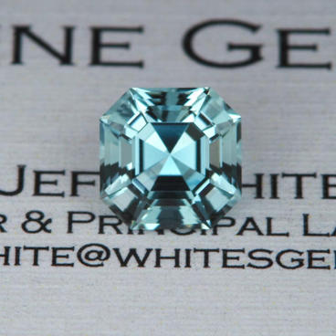 2.18 ct. Aquamarine