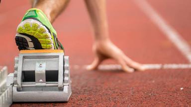 Schnelle Sprinterinnen