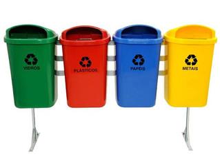 Você sabe como separar o lixo? Veja nosso guia.