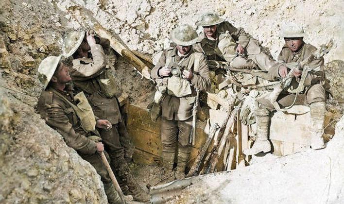 first-world-war-colour-photos-armistice-