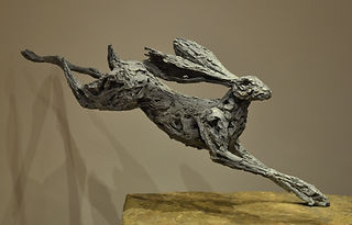 Fear and Joy_Bronze_50cm x 102cm Edition