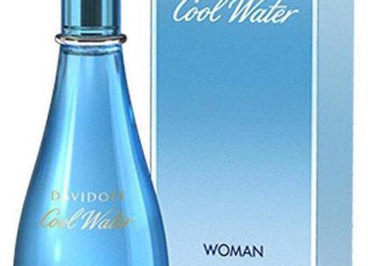 Davidoff Cool Water Woman EDT - 100ml
