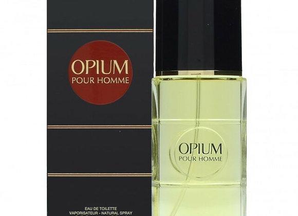 Yves Saint Laurent opium for men 100ml