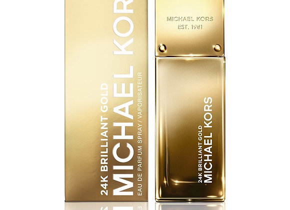 Michael Kors 24K Brilliant Gold EDP - 50ml