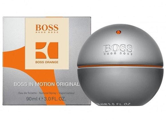 Boss In Motion - 90ml