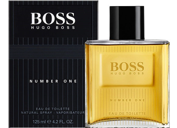 Boss Number One - 125ml