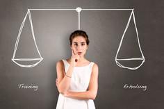 Training und Erholung: Wie viel Training ist sinnvoll?